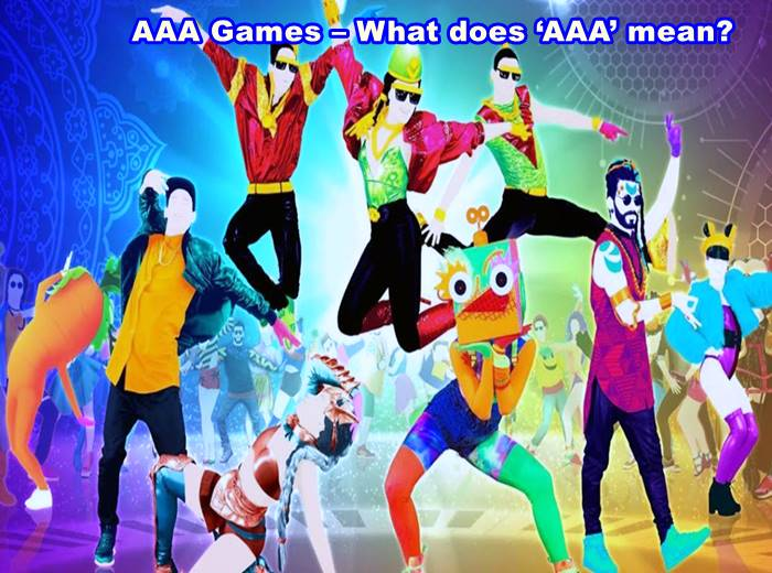 AAA Games – What does 'AAA' mean?