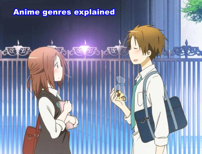 Anime genres explained