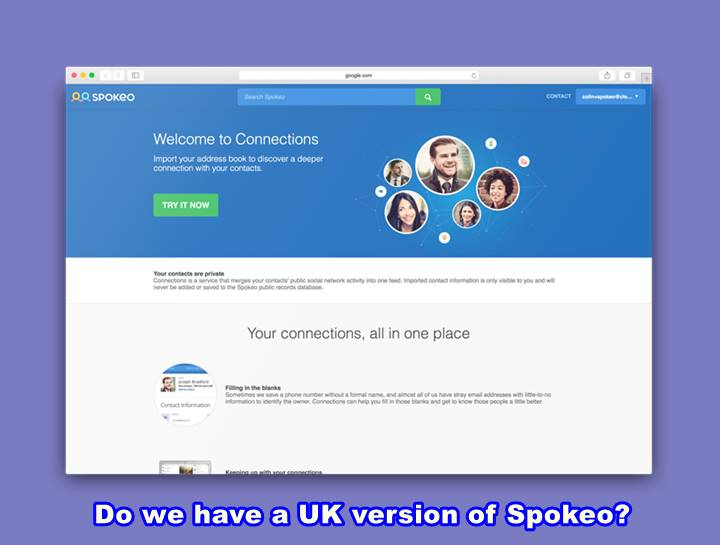 Do we have a UK version of Spokeo