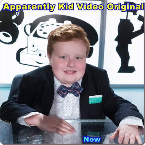 Apparently Kid Video Original