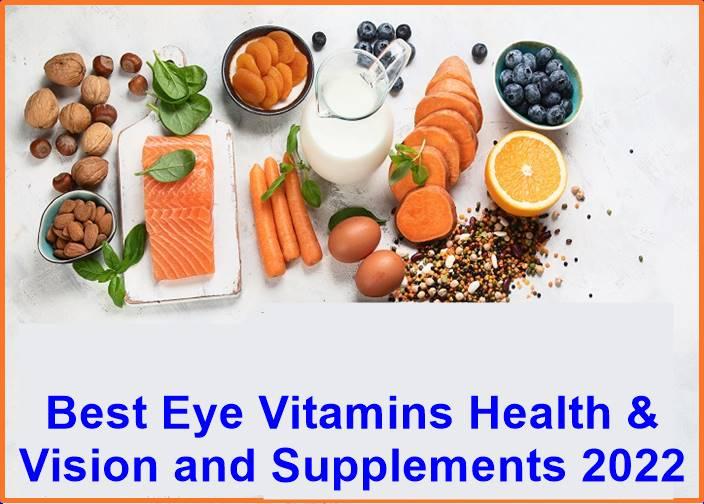 Best Eye Vitamins