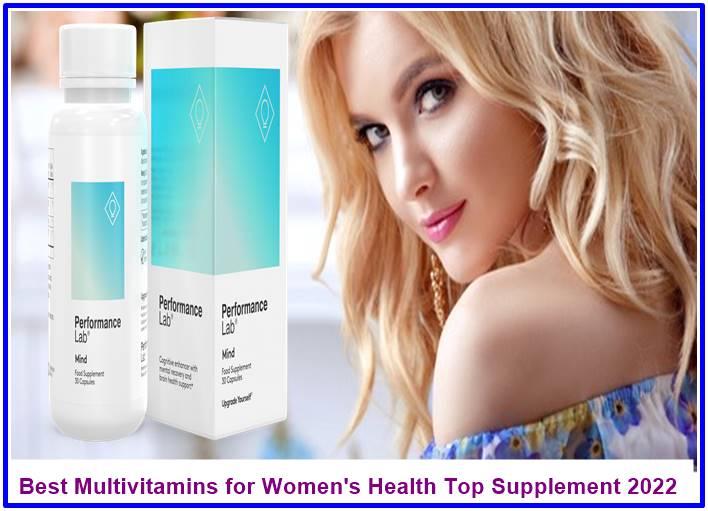 Best Multivitamins for Women
