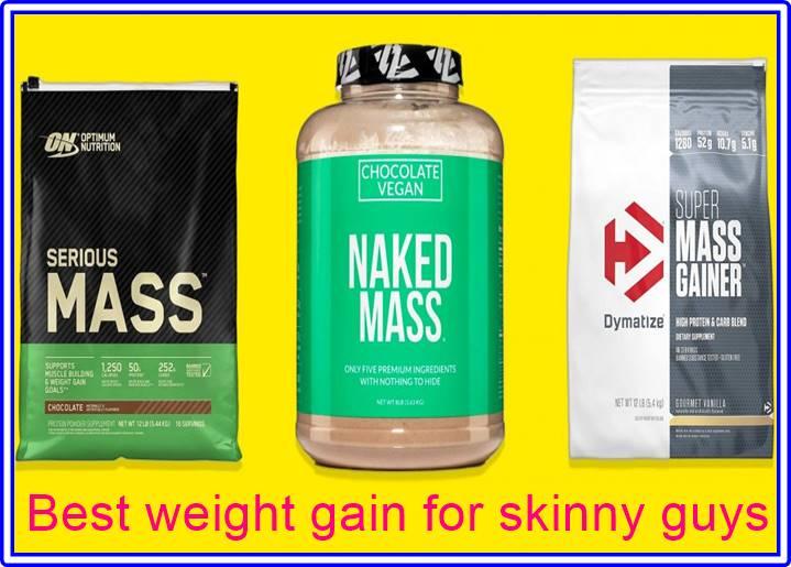 Best weight gain for skinny guys
