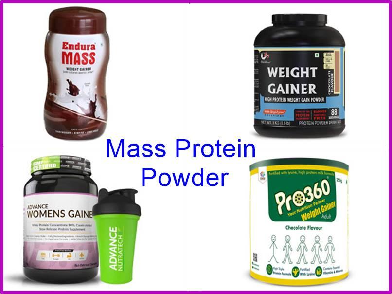 Mass Protein Powder