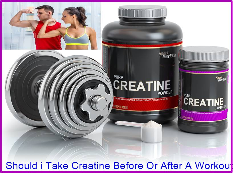 Should i Take Creatine Before Or After A Workout