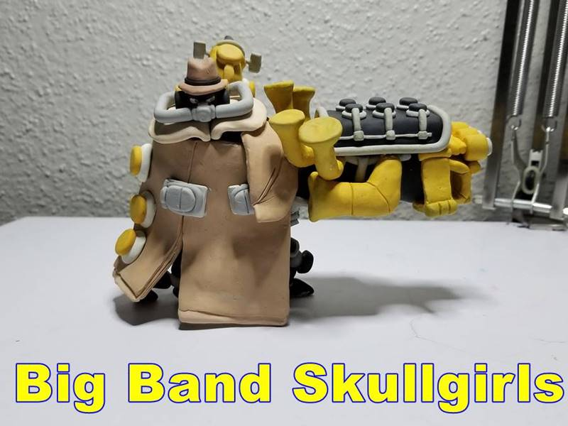 Is big Band good in Skullgirls?