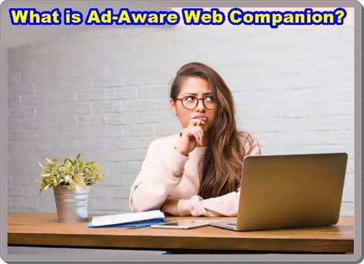 What is web companion software- why do I it installed on my computer?